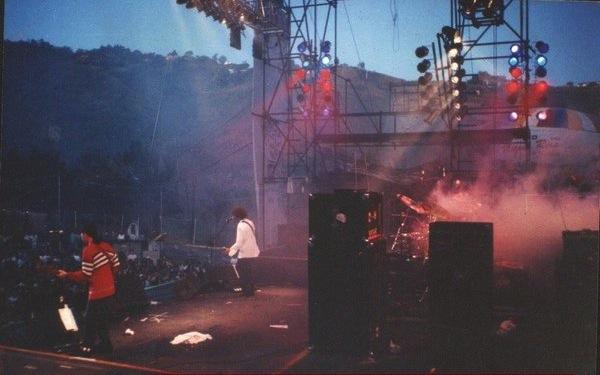 Caracas, capital del rock iberoamericano… hace 25años