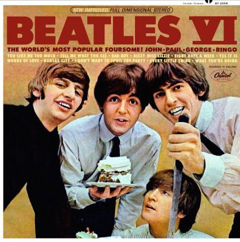 BeatlesCake