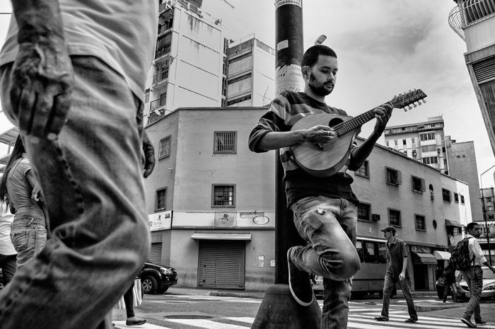 Una Caracas que suene como estamandolina