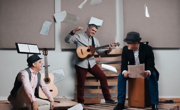 Giros, el álbum debut del experimentado HéctorMolina