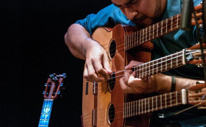 Miguel Siso, su cuatro triple y la música venezolana delfuturo
