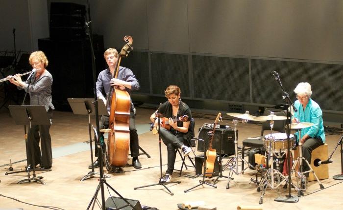 V-Note Ensemble: La V de Venezuela armonizando enCalifornia