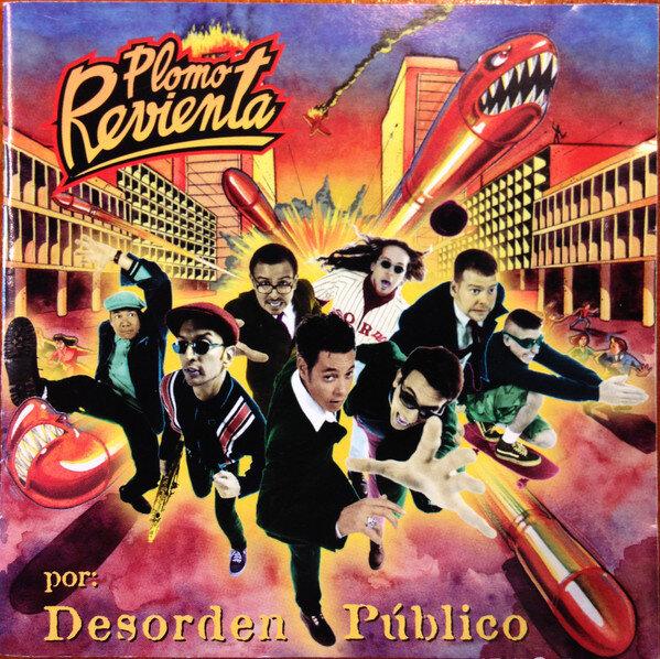 Plomo Revienta (1997)