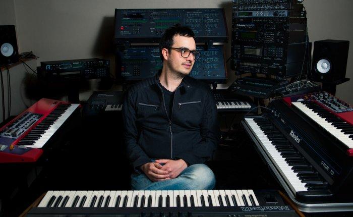 Santiago Bosch: El jazz galáctico de un guaro enBoston
